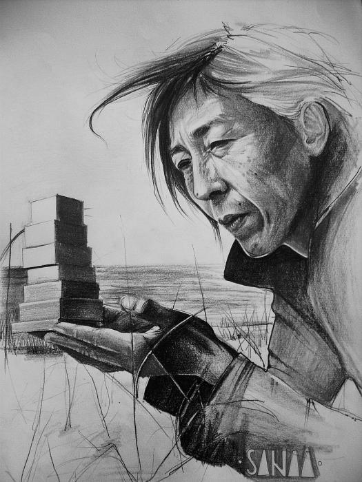 Kazuyo Sejima Drawings Kazuyo Sejima by Katjaserena